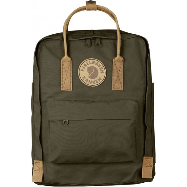 Nahrbtnik Fjällräven Kånken No. 2 Backpack (Dark Olive)