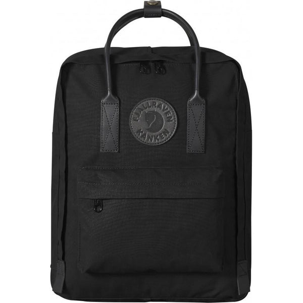Nahrbtnik Fjällräven Kånken No. 2 Black Backpack