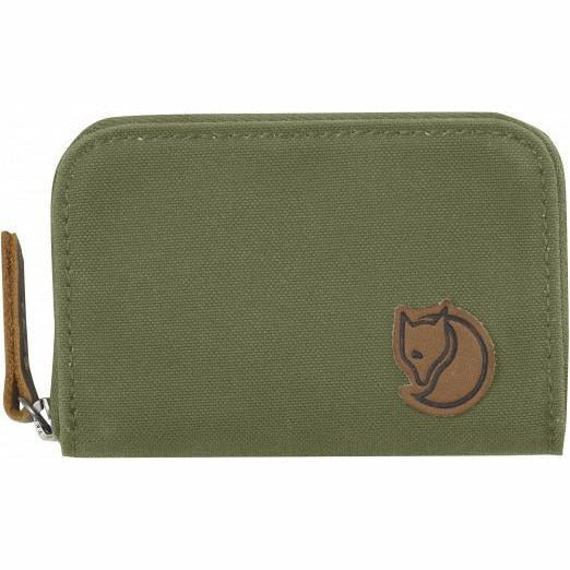 Denarnica Fjällräven Zip Card Holder (Green)