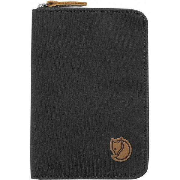 Denarnica Fjällräven Passport Wallet (Dark Grey)