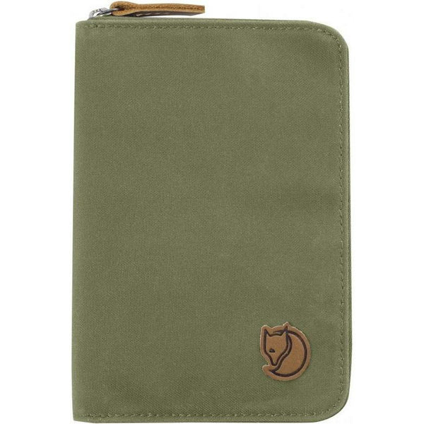 Denarnica Fjällräven Passport Wallet (Green)