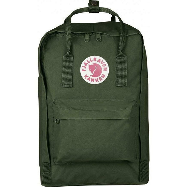 Nahrbtnik Fjällräven Kånken Laptop 15 inch Backpack (Forest Green)