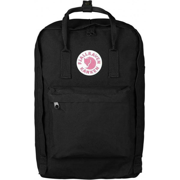 Nahrbtnik Fjällräven Kånken Laptop 17 inch Backpack (Black)