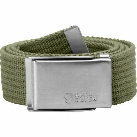 Pas Fjällräven Canvas Belt (Green)