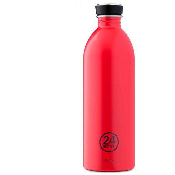 Čutara 24Bottles Urban Bottle 1 L (Hot Red)