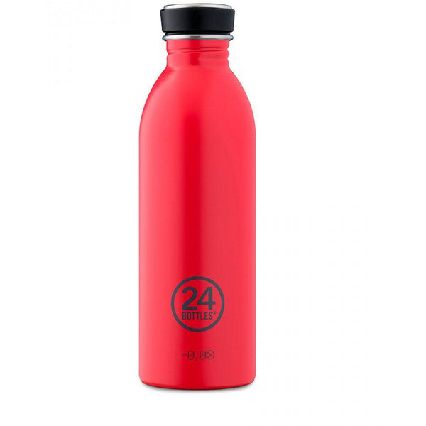Čutara 24Bottles Urban Bottle 0.5 L (Hot Red)