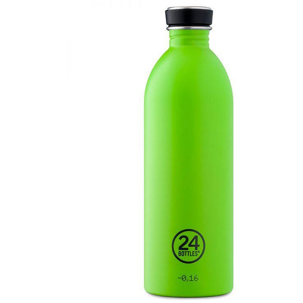 Čutara 24Bottles Urban Bottle 1 L (Lime Green)