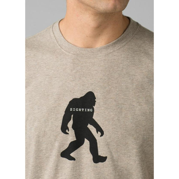 Moška majica PrAna Big Foot Sighting Journeyman T-Shirt