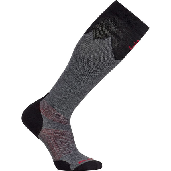 Nogavice Smartwool PhD®Outdoor Mountaineer Socks (Medium Grey)