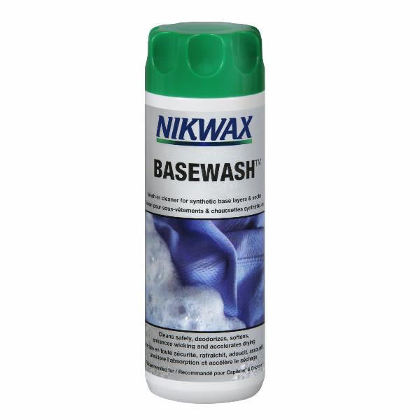 Čistilo za tekstil Nikwax Base Wash 300 ml