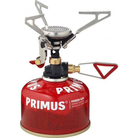 Kuhalnik Primus MicronTrail Regulated w Piezo