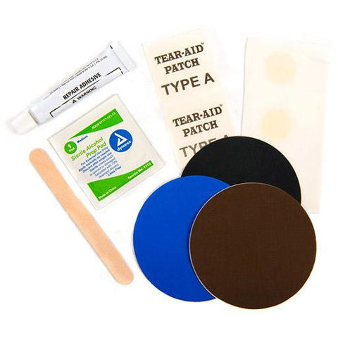 Set za popravilo blazin Therm-a-Rest Permanent Home Repair Kit