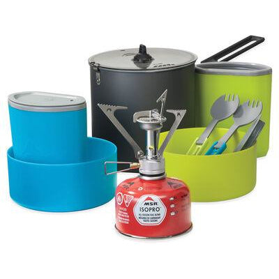 Kuhalni set MSR PocketRocket 2 Stove Kit