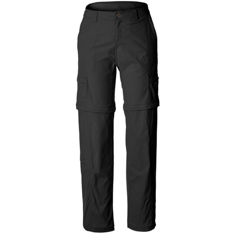Ženske hlače Royal Robbins Women's Bug Barrier Discovery Zip N' Go Pant (Jet Black)