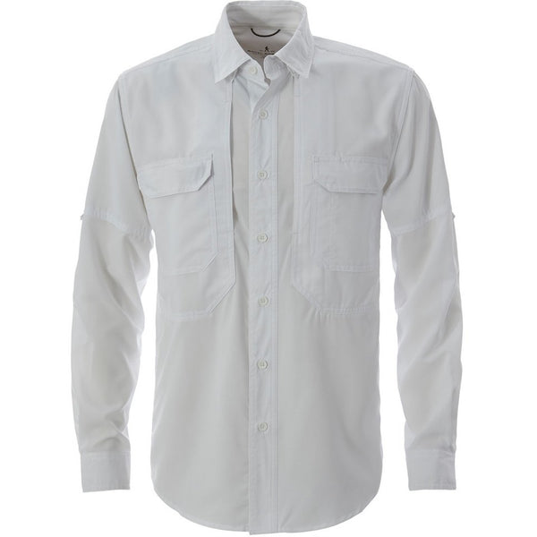 Moška srajca Royal Robbins Bug Barrier Expedition LS (White)