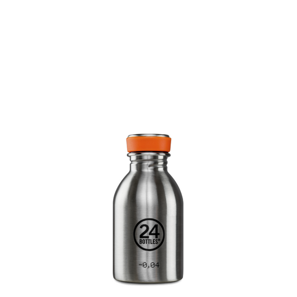 Čutara 24Bottles Urban Bottle 0.25 L (Steel)