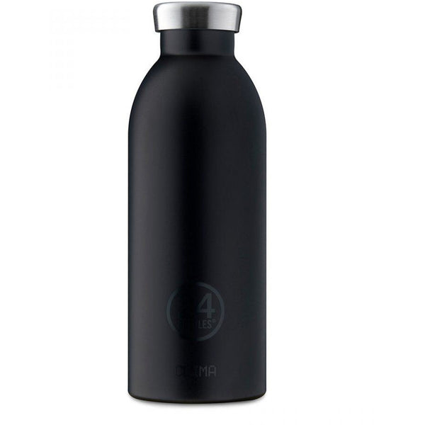 Čutara 24Bottles Urban Clima Bottle 0.5 L (Tuxedo Black)