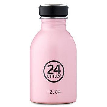 Čutara 24Bottles Urban Bottle 0.25 L (Candy Pink)