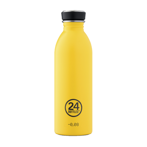 Čutara 24Bottles Urban Bottle 0.5 L (Taxi Yellow)