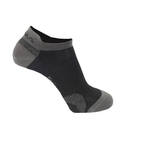Nogavice Aclima Ankle Socks (Jet Black)