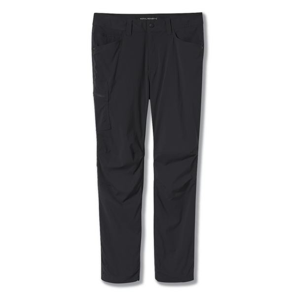 Moške hlače Royal Robbins Bug Barrier Active Traveler Stretch Pant (Asphalt)