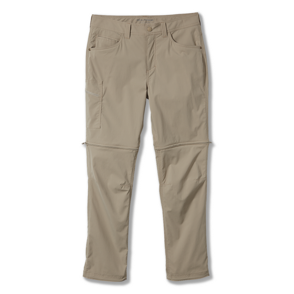 Moške hlače Royal Robbins Bug Barrier Active Traveler Zip 'n' Go Pant (Khaki)