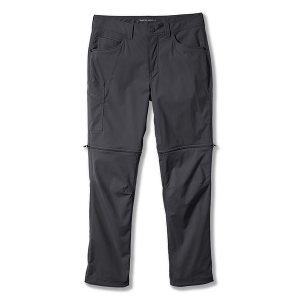 Moške hlače Royal Robbins Bug Barrier Active Traveler Zip 'n' Go Pant (Asphalt)