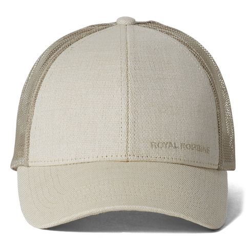 Kapa Royal Robbins Hemp Blend Ball Cap (Soapstone)