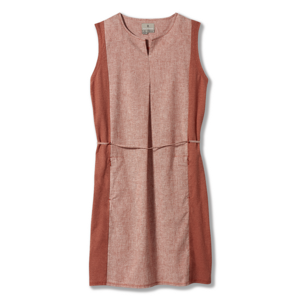 Ženska obleka Royal Robbins Women's Hempline Dress (Muirwood)