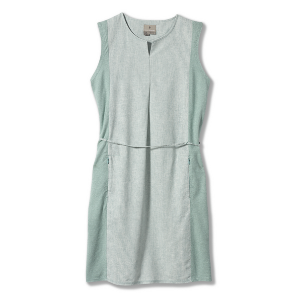 Ženska obleka Royal Robbins Women's Hempline Dress (Blue Surf)