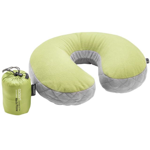 Vzglavnik U-Shaped Air-Core Neck Pillow (Wasabi/Green)