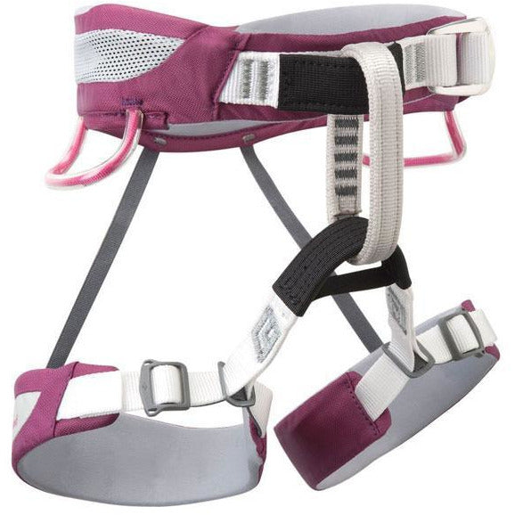 Ženski plezalni pas Black Diamond Primrose Harness (Raspberry)