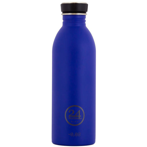 Čutara 24Bottles Urban Bottle 0.5 L (Gold Blue)