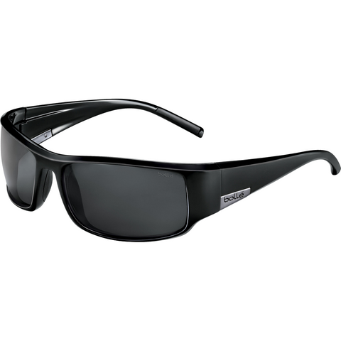 Sončna očala Bolle King Sunglasses  (Shiny Black)