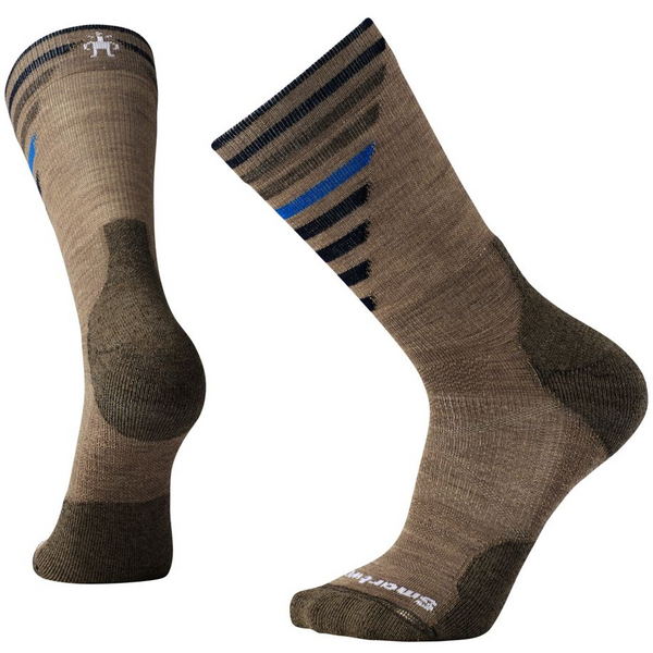 Moške nogavice Smartwool PhD® Outdoor Light Crew Socks (Fossil)