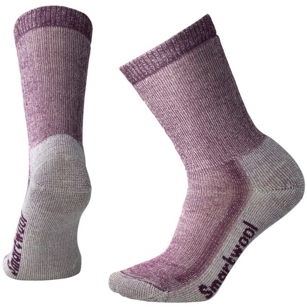 Ženske nogavice Smartwool Hike Medium Crew Socks  (Dark Classic)