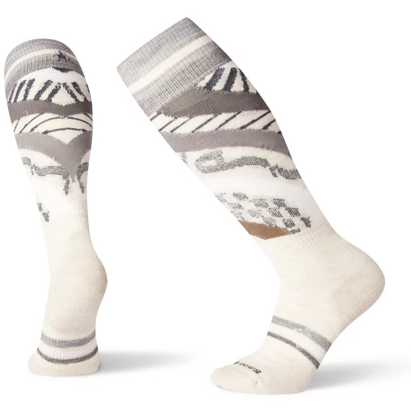 Ženske nogavice Smartwool Wm's PhD® Ski Light Socks (Moonbeam)