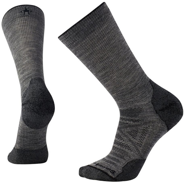 Moške nogavice Smartwool PhD® Outdoor Light Crew Socks (Medium Grey)