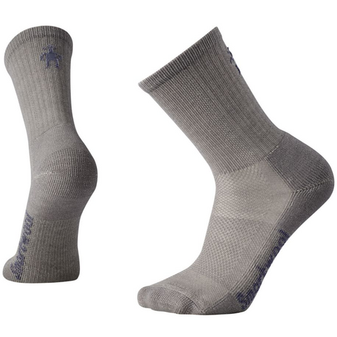 Moške nogavice Smartwool Hike Ultra Light Crew Socks (Medium Grey)