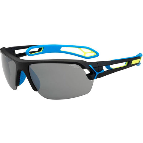 Sončna očala Cebe S'Track Sunglasses Polarized (Matt Black/Blue)