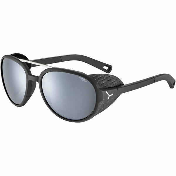Sončna očala Cebe Summit Sunglasses (Matt Black Silver)