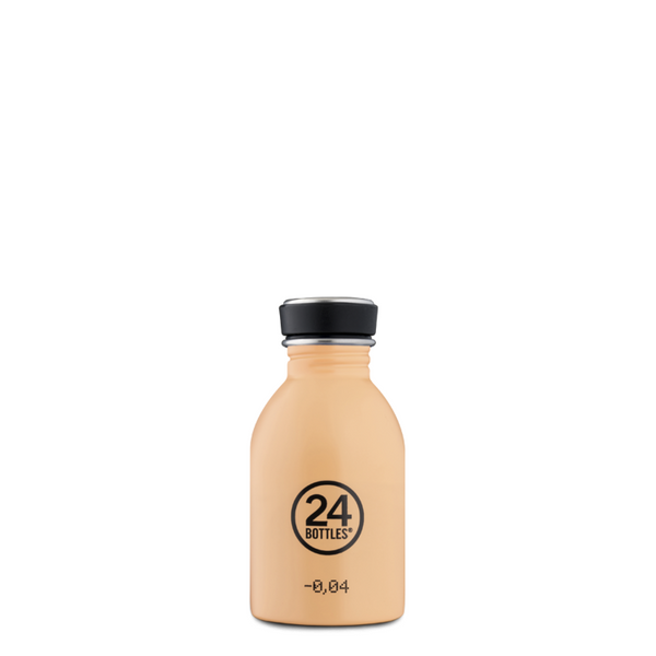 Čutara 24Bottles Urban Bottle 0.25 L (Peach Orange)