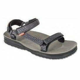 Moški sandali Lizard Super Hike (Skin Dark Grey)