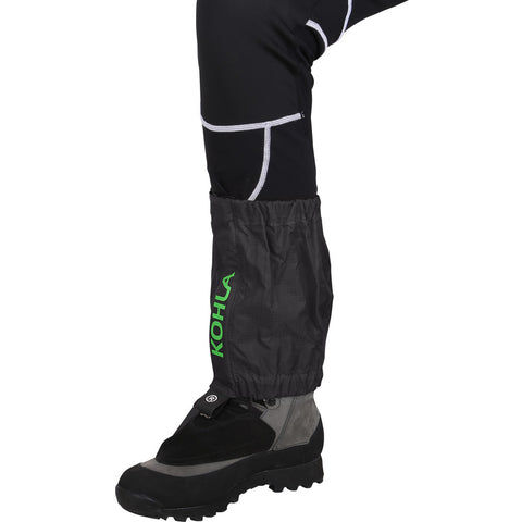 Gamaše Kohla Easyfix Light Gaiters (Caviar)