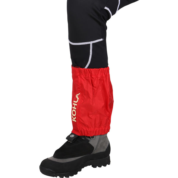 Gamaše Kohla Easyfix Light Gaiters (Flame Scarlet)