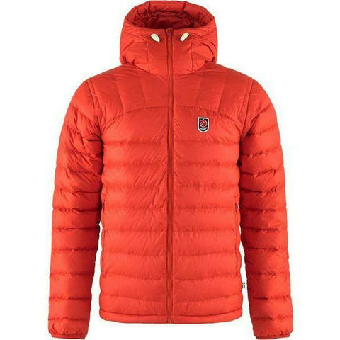 Moška puhovka Fjällräven Expedition Pack Down Hoodie (True Red)