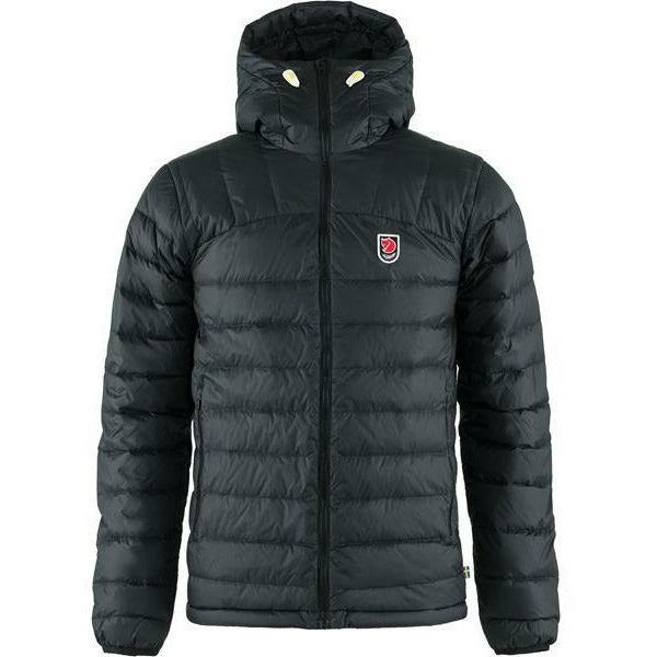 Moška puhovka Fjällräven Expedition Pack Down Hoodie (Black)