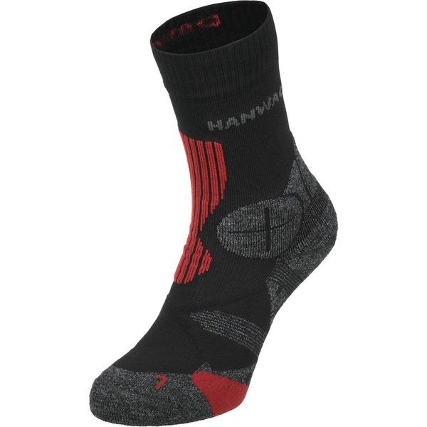 Nogavice Hanwag Treck Socks (Bright Red)