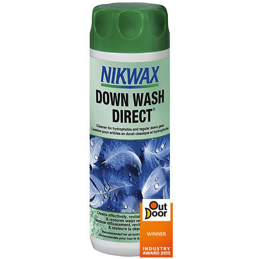Čistilo za puh NikWax Down Wash Direct 300 ml