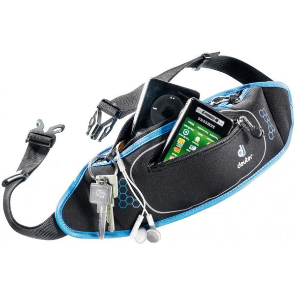 Pasna torbica Deuter Neo Belt II (Black/Coolblue)